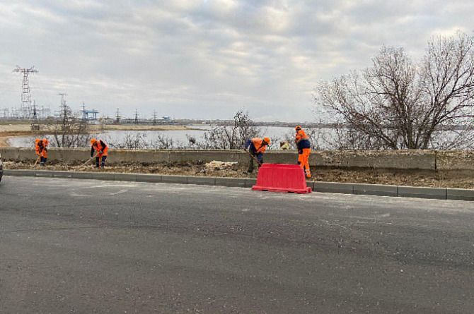 На этой неделе начнётся ремонт шоссе в Балакове Саратовской области