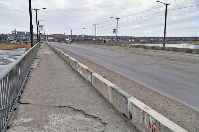 Введён в эксплуатацию мост на федеральной автодороге А-310 вблизи Троицка