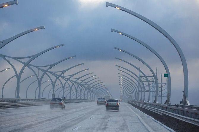 Петербург готов приступить к строительству первого этапа Широтной магистрали в этом году