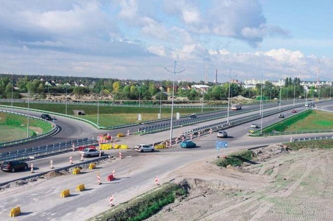 Первый этап строительства северного обхода Калининграда завершится в этом году