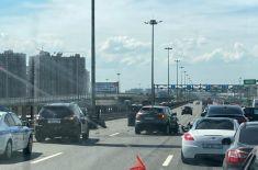 Минтранс РФ: новая кольцевая Петербурга может быть построена с учётом существующих дорог