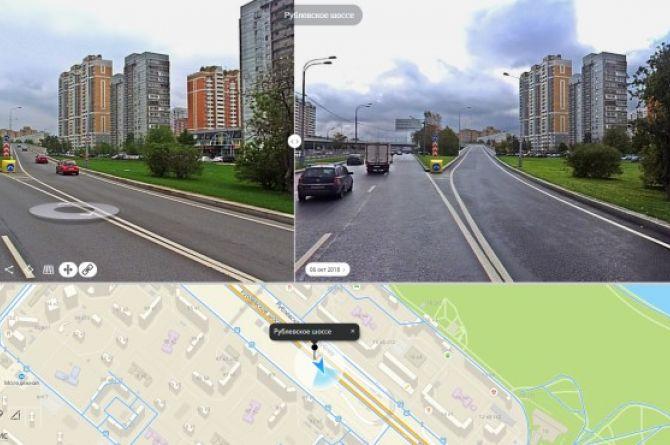 На Рублёвском шоссе дважды построили одну и ту же эстакаду за миллиард рублей