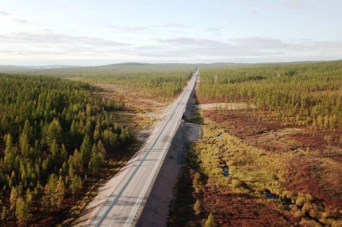 В Якутии отремонтируют дорогу, пролегающую по территории вечной мерзлоты