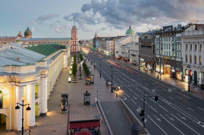 Скорость движения в центре Петербурга могут ограничить до 40 км/ч
