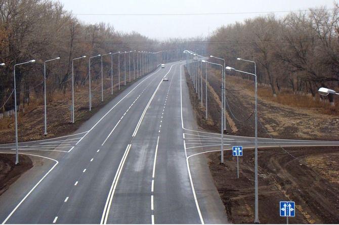 На участке трассы М-2 «Крым» в Белгородской области проведут освещение