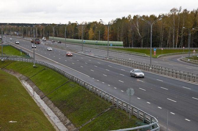ГК «Автодор»: «При реконструкции Минского шоссе используются самые современные технологии»