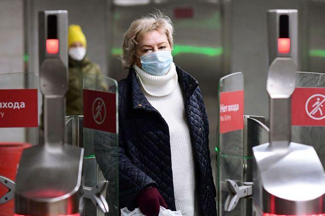 Проезд в столичном метро можно будет оплатить по скану лица