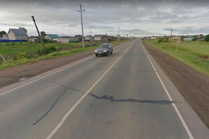 5 км трассы М-7 «Волга» начнут ремонтировать в октябре