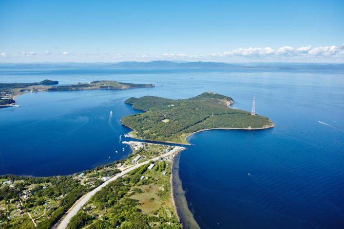 На Дальнем Востоке построят мост на остров Елены