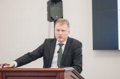 Новым председателем комитета по благоустройству Санкт-Петербурга стал Сергей Малинин