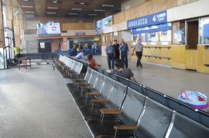 Аэропорт Братска хотят признать банкротом