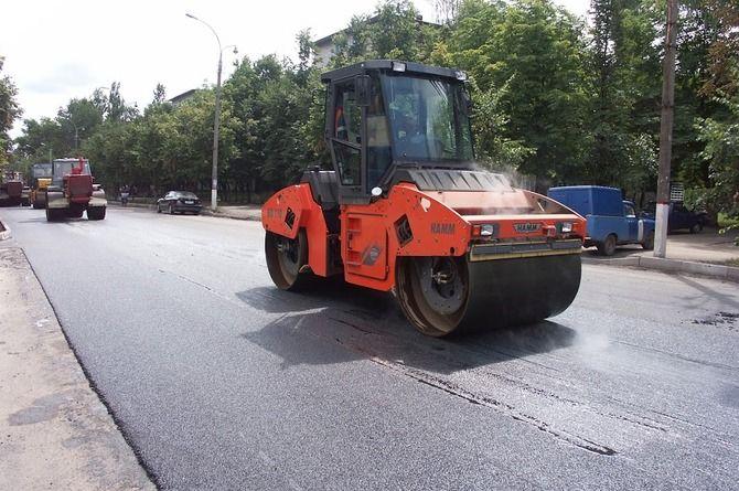 Улицу в Курске отремонтируют на сэкономленные деньги