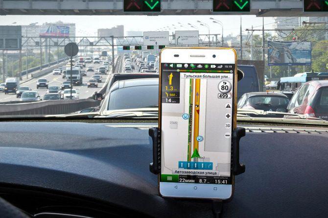 Яндекс. Навигатор будет предупреждать об опасностях на дороге