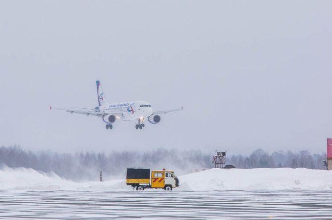 «Хотелось бы более длинную»: в аэропорту Томска проведут реконструкцию взлётно-посадочной полосы
