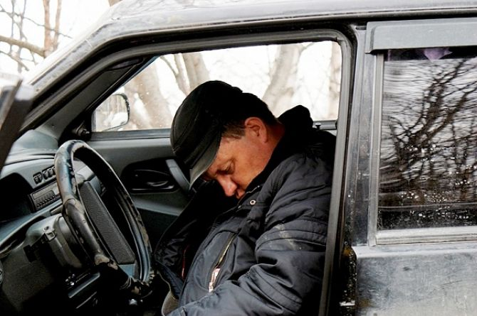 На 7% снизилось количество ДТП с пьяными водителями