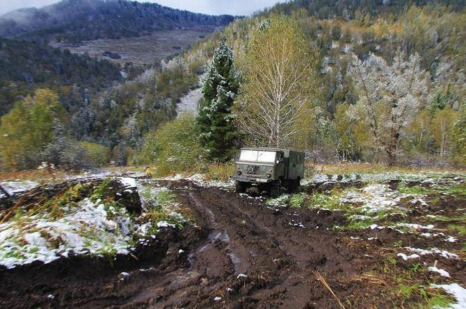 В Горном Алтае построят дорогу к Каракольским озёрам