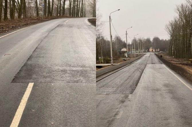 112 миллионов, а асфальт – трамплином: в Ярославле депутат пришёл в ужас от ремонта дорог