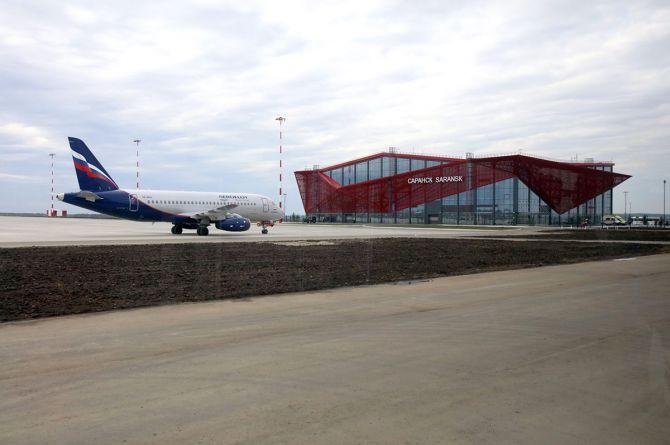 В 2020 году в аэропорту Саранска  начнётся реконструкция международного терминала