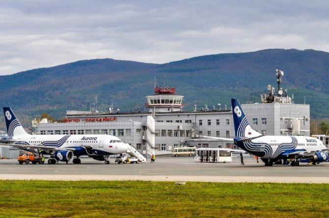Согласован проект реконструкции пасажирского перрона аэропорта Южно-Сахалинска