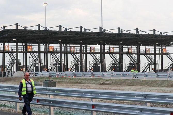 Автодор: на трассе М-11 ожидается рост трафика в два раза