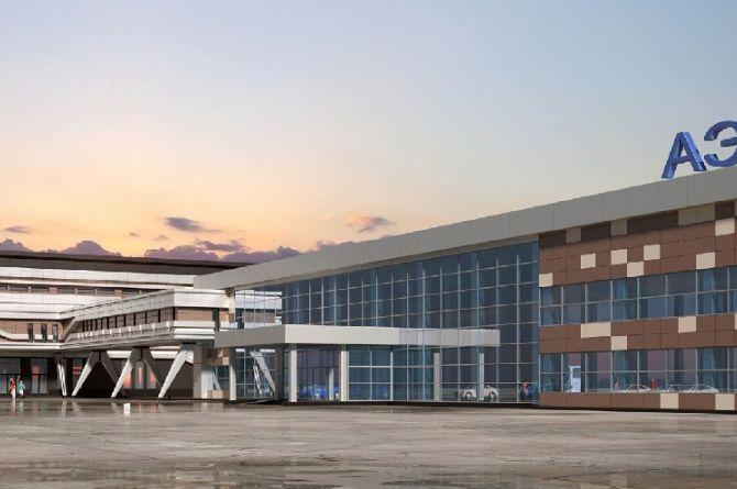 Второй терминал аэропорта Бегишево начнет работать в 2020 году