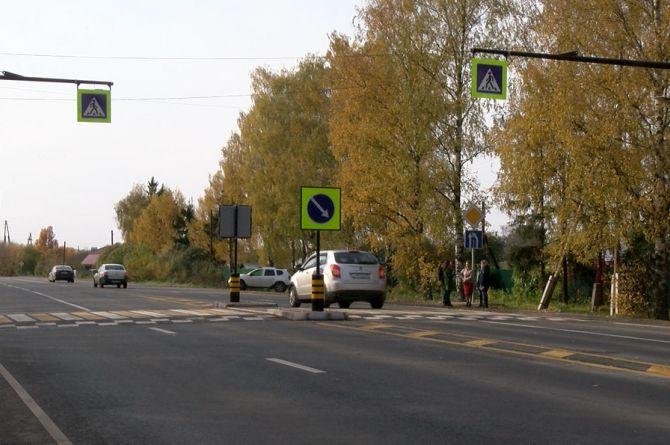 Ивановскую область оборудуют противотаранными пешеходными переходами