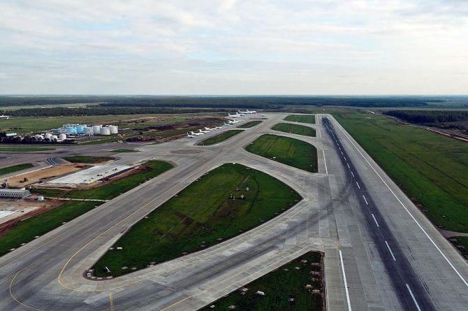 На реконструкцию аэропорта Домодедово направят более двух миллиардов рублей