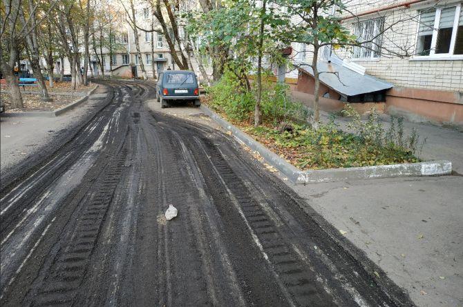 Не трогай, это на Новый год: в Ставрополе дорожники решили уложить асфальт в обход «Нивы»