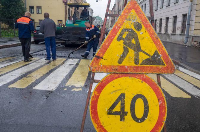 В Санкт-Петербурге насчитали 120 опасных дорожных участков