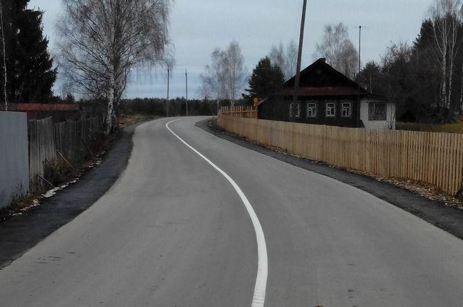 После капитального ремонта принят участок дороги Бор — Ватомский в Нижегородской области