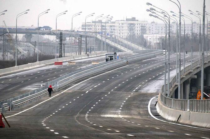 Платную дорогу в районе столичной Щербинки может построить китайская компания