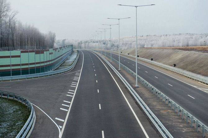 Трассу М-12 внесли в федеральный перечень автодорог
