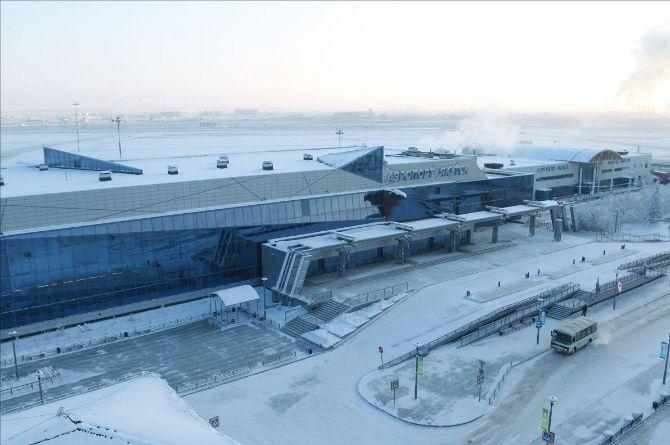 Реконструкцию ВПП аэропорта Якутск планируют завершить в 2023 году