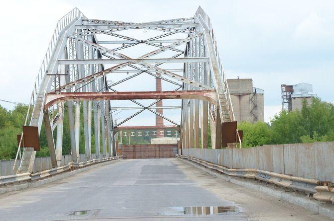 Реконструкция Афанасьевского моста в Воскресенске начнётся уже в этом году