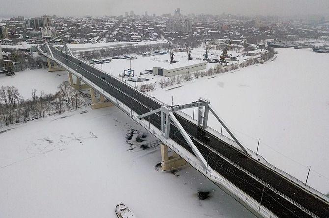 Фрунзенский мост в Самаре будет полностью открыт в марте 2020 года