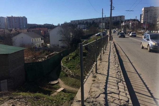 Мост через Суходол в Севастополе будет полностью реконструирован