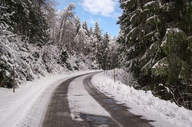 Дорожные метеостанции контролируют состояние региональных трасс Ленобласти