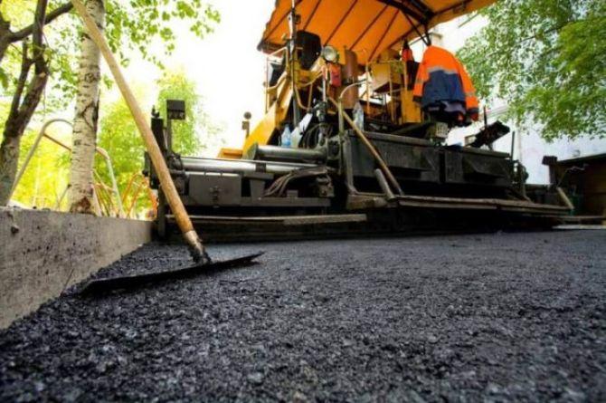 В Латвии попробуют строить дороги из автомобильных шин