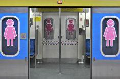 Общественная палата Ленобласти предлагает ввести «женские» вагоны в метро