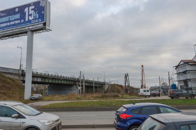В Петербурге выбрали подрядчика для строительства Лиговского и Гореловского путепроводов