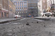 В Петербурге содержанием дорог займётся комитет по развитию транспортной инфраструктуры