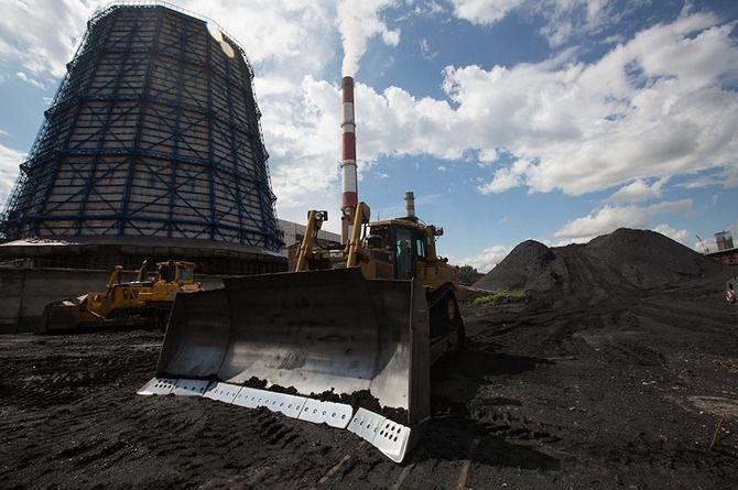 При строительстве объезда Кемерова будут использовать отходы местных ТЭЦ