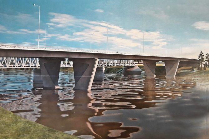 Проект Западного моста в Твери прошёл экспертизу