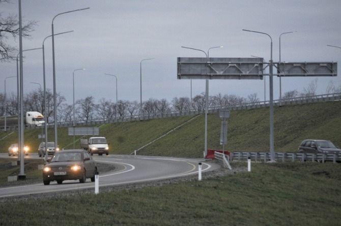 Скоростную кольцевую дорогу построят в Воронеже