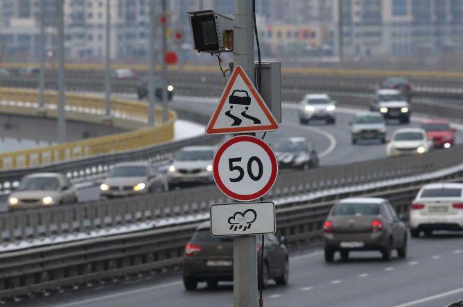 Заммэра Москвы снова призвал снизить нештрафуемый порог скорости с 20 до 10 км/ч