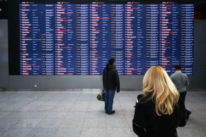 27 июля вновь заработает международный терминал D в Шереметьево