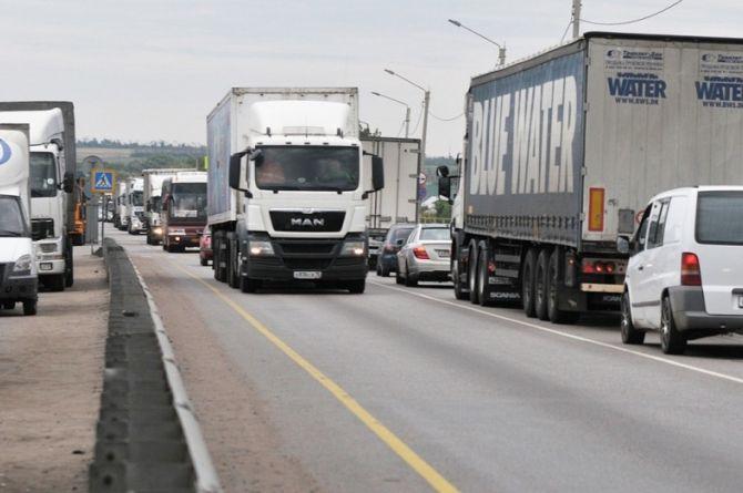 «Умные табло» установят на трассе в Воронежской области