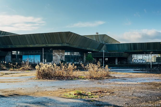 Проектировщиком  аэропорта «Сухум» станет институт «Ленаэропроект»