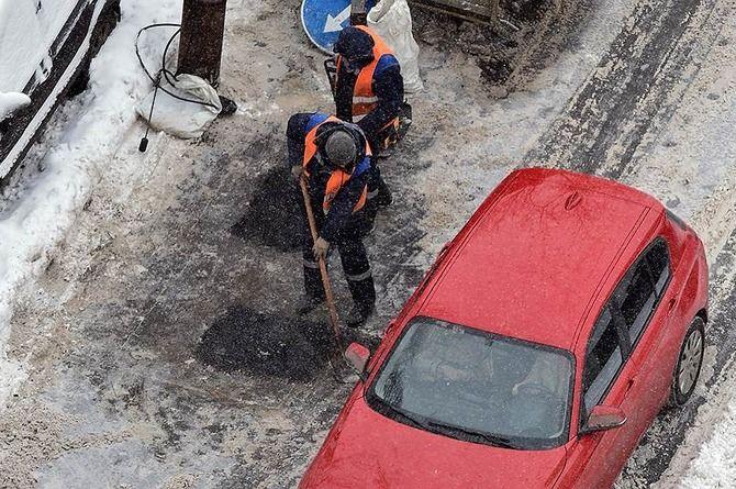 В Екатеринбурге прокуратура заинтересовалась медленным ремонтом тротуаров