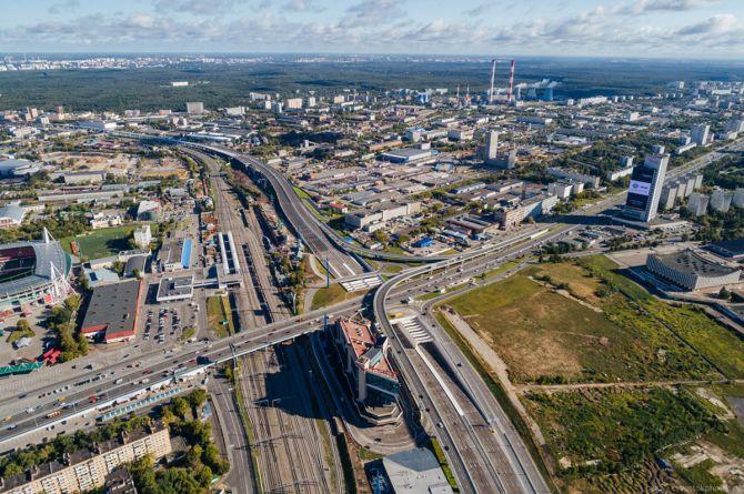 Cистему скоростных дорог запустят в Москве в 2023 году